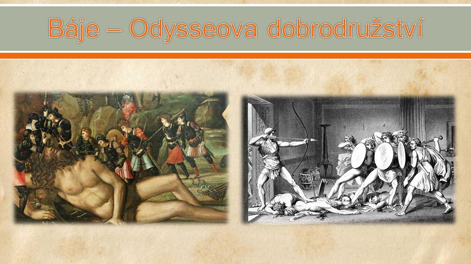 Báje – Odysseova dobrodružství