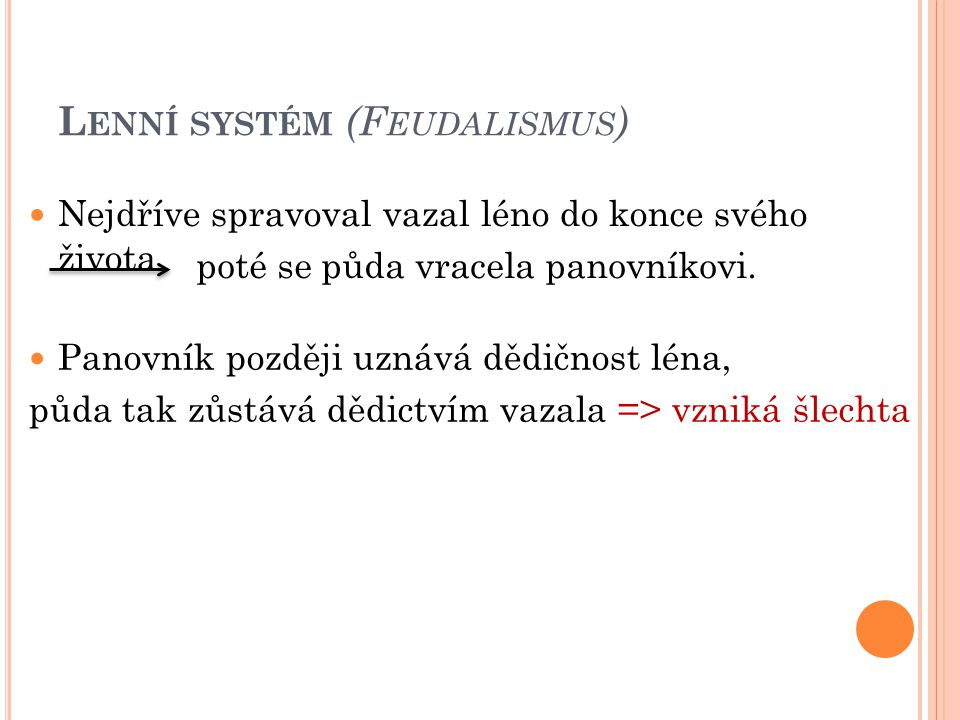 Lenní systém (Feudalismus)
