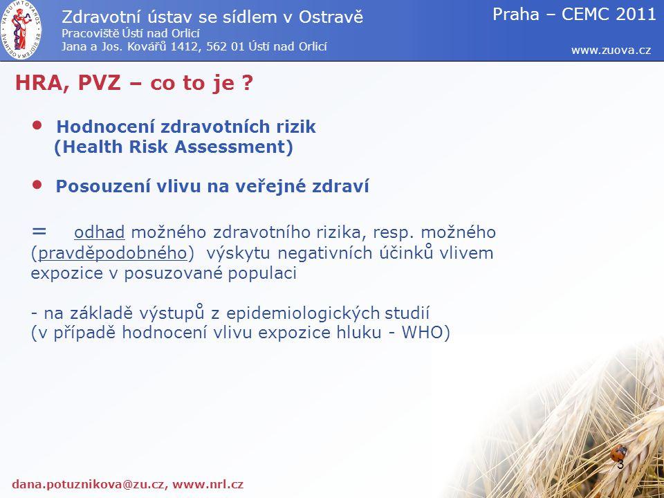www.zuova.cz Zdravotní ústav se sídlem v Ostravě. Pracoviště Ústí nad Orlicí. Jana a Jos. Kovářů 1412, 562 01 Ústí nad Orlicí.