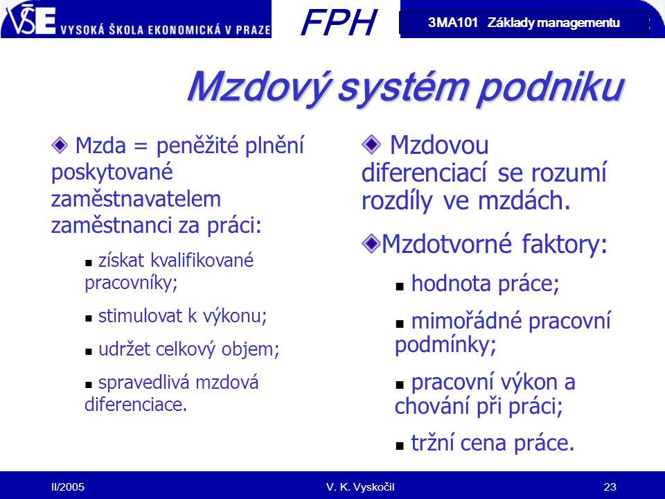 3MA101 Základy managementu