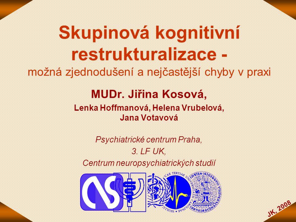 Lenka Hoffmanová, Helena Vrubelová, Jana Votavová