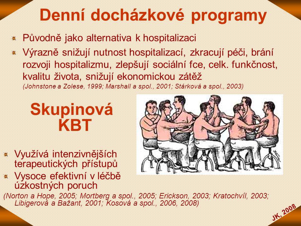 Denní docházkové programy