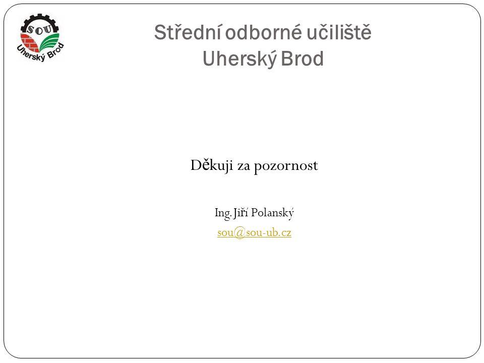 Střední odborné učiliště Uherský Brod