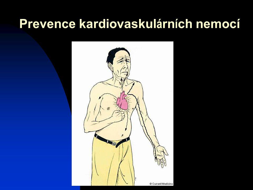 Prevence kardiovaskulárních nemocí