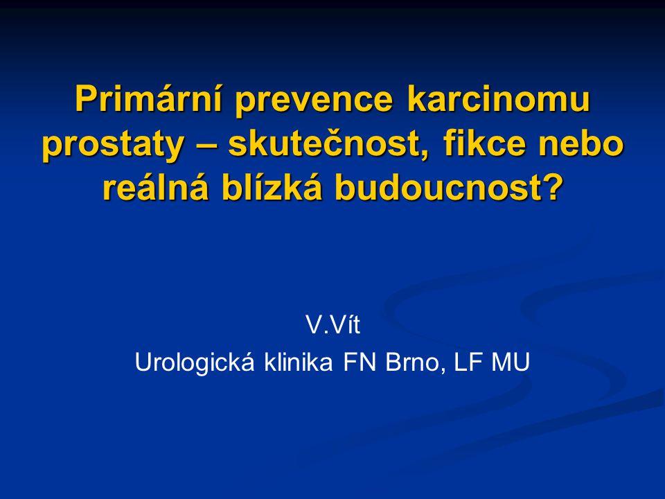 Urologická klinika FN Brno, LF MU