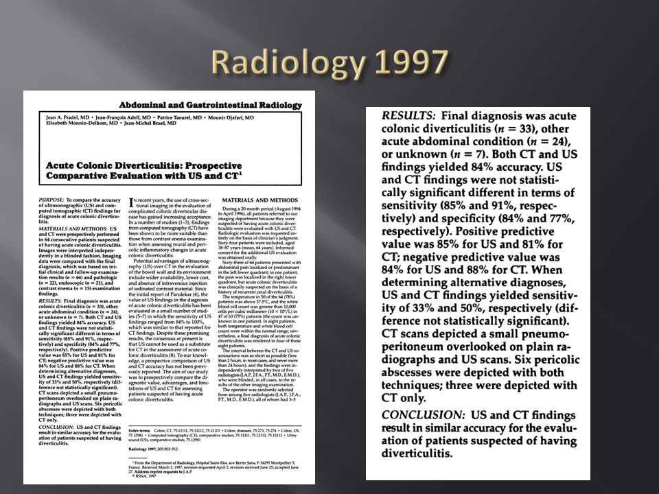 Radiology 1997