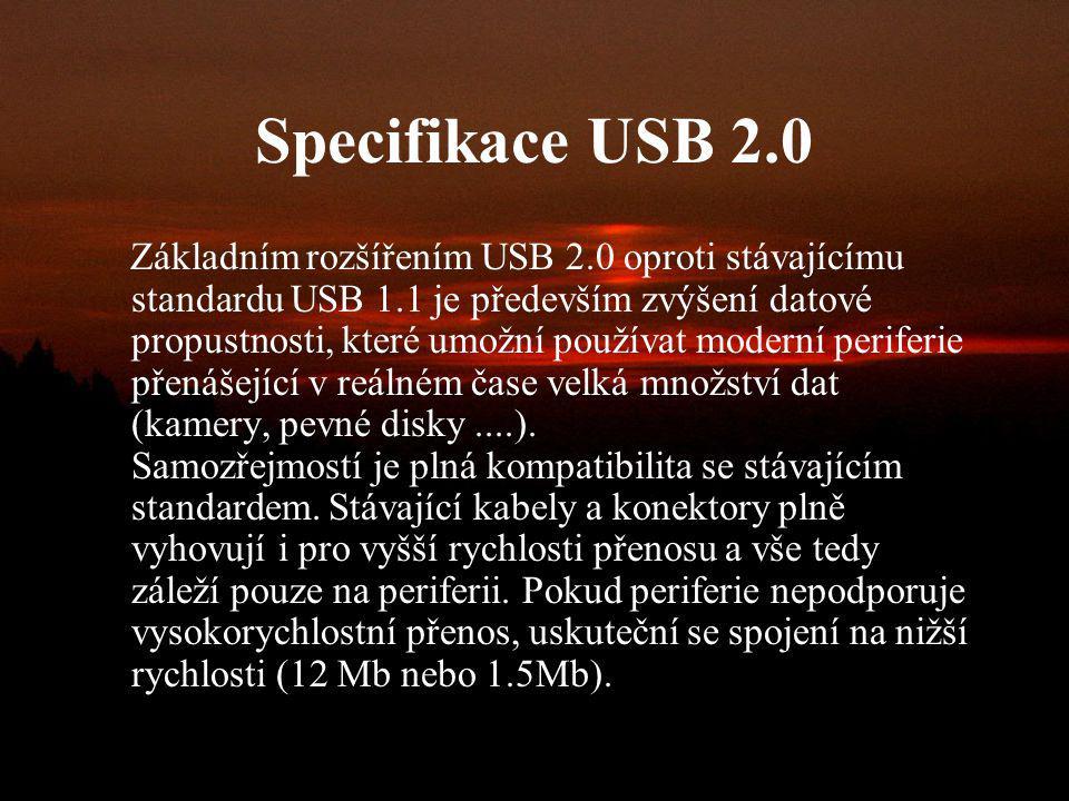 Specifikace USB 2.0