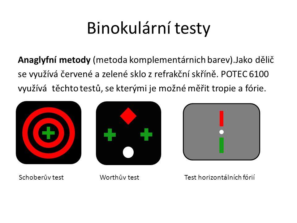 Binokulární testy