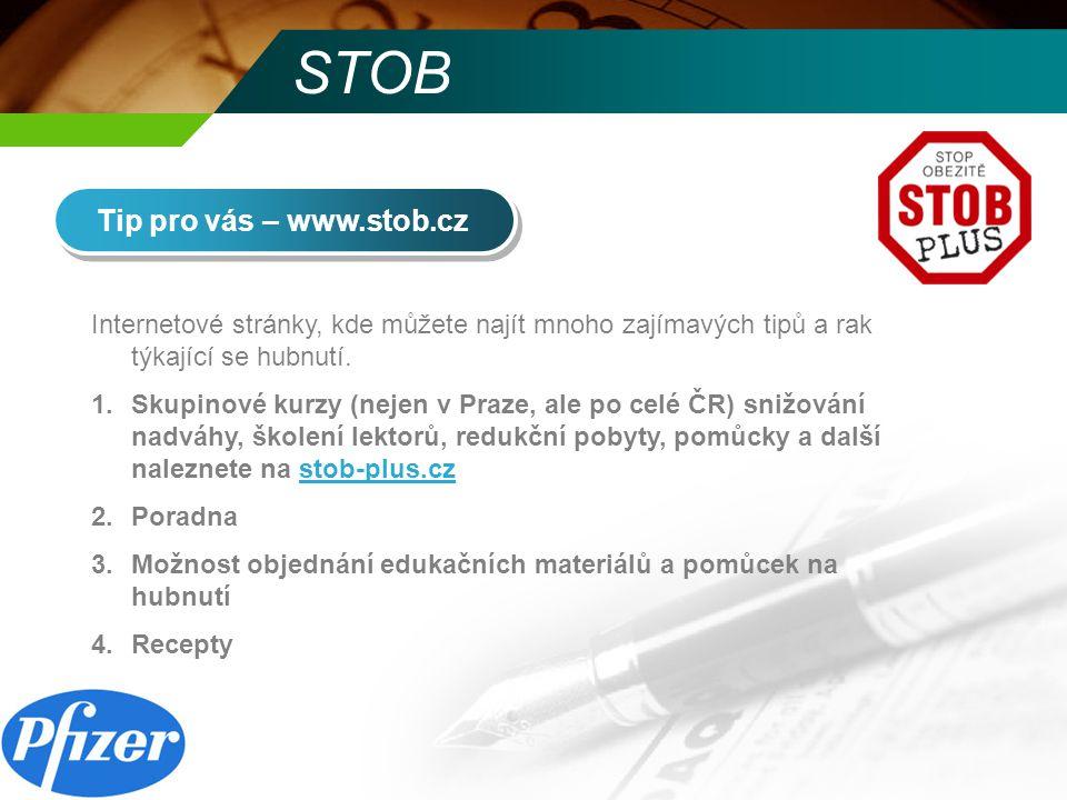 STOB Tip pro vás – www.stob.cz