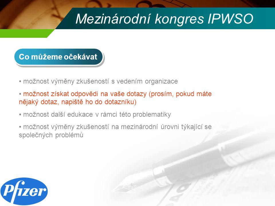 Mezinárodní kongres IPWSO