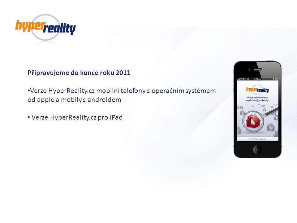 Připravujeme do konce roku 2011