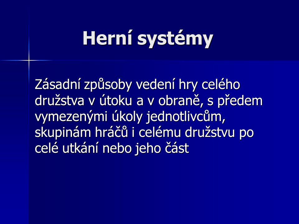 Herní systémy