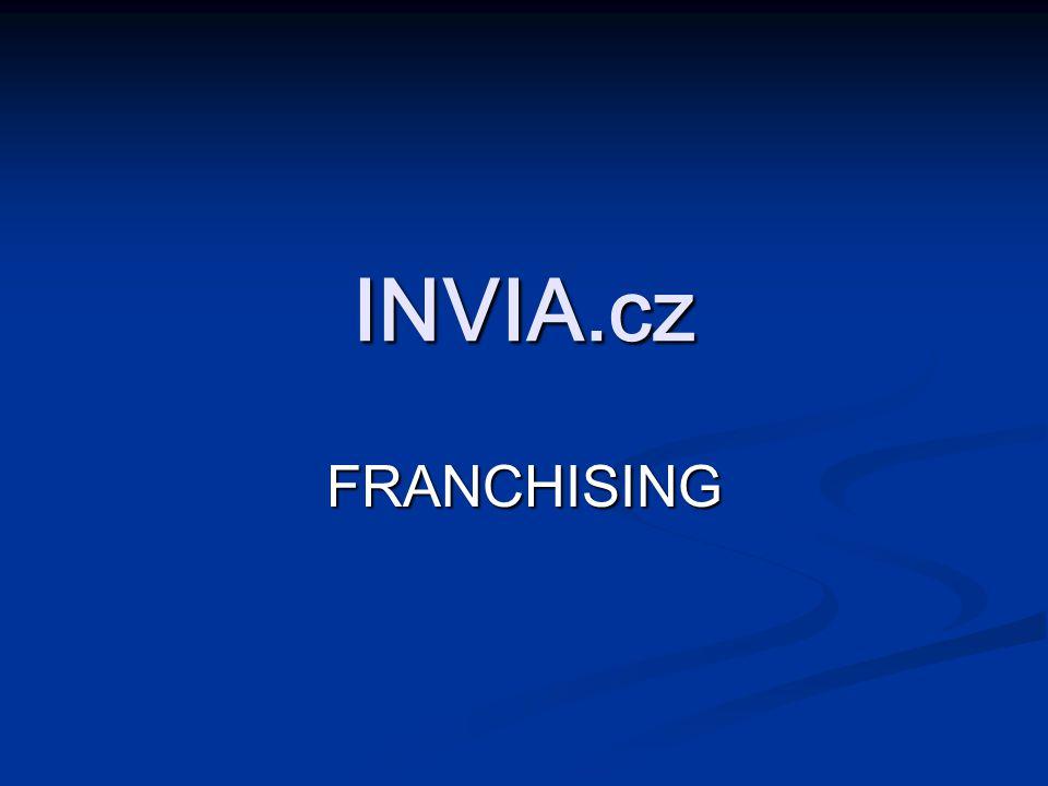 INVIA.cz FRANCHISING