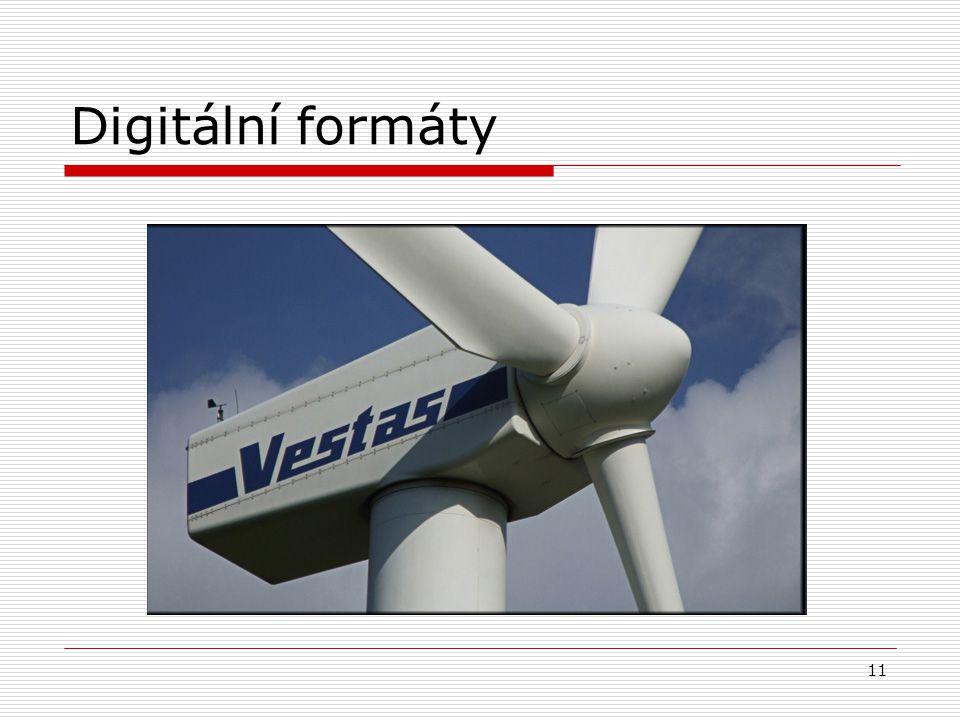 Digitální formáty