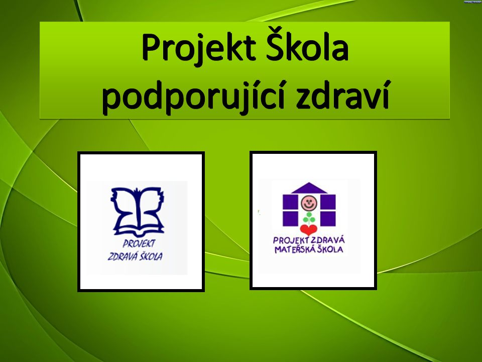 Projekt Škola podporující zdraví