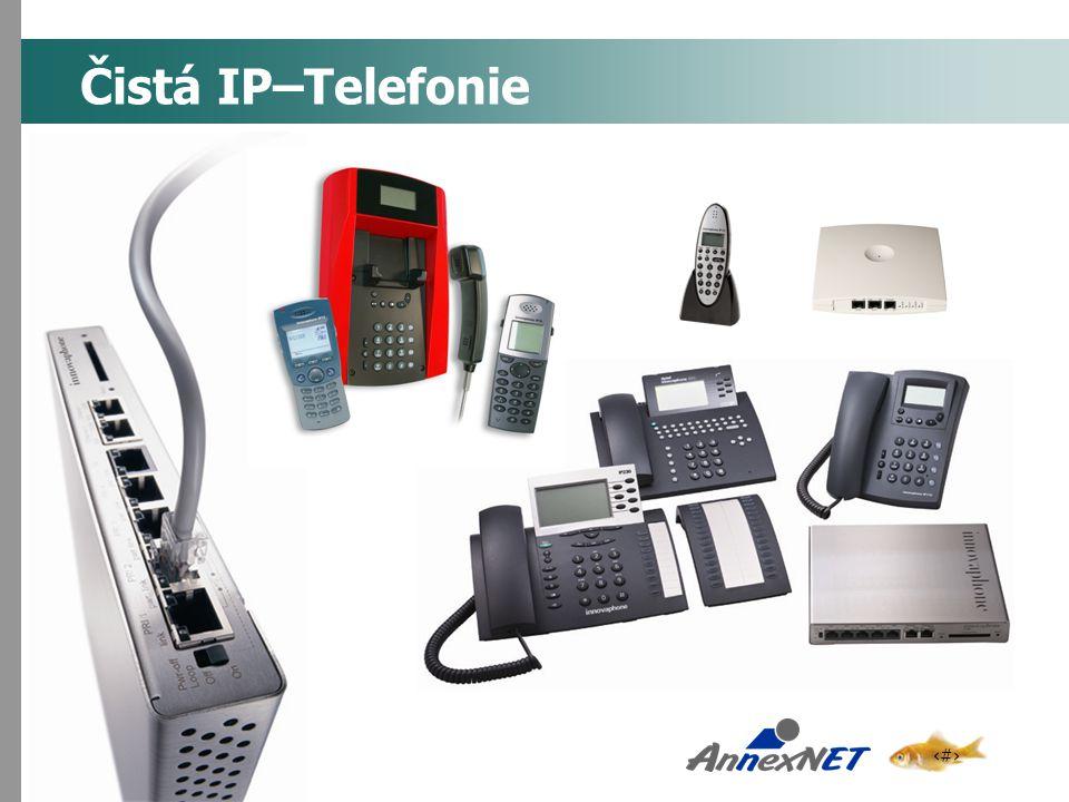 Čistá IP–Telefonie