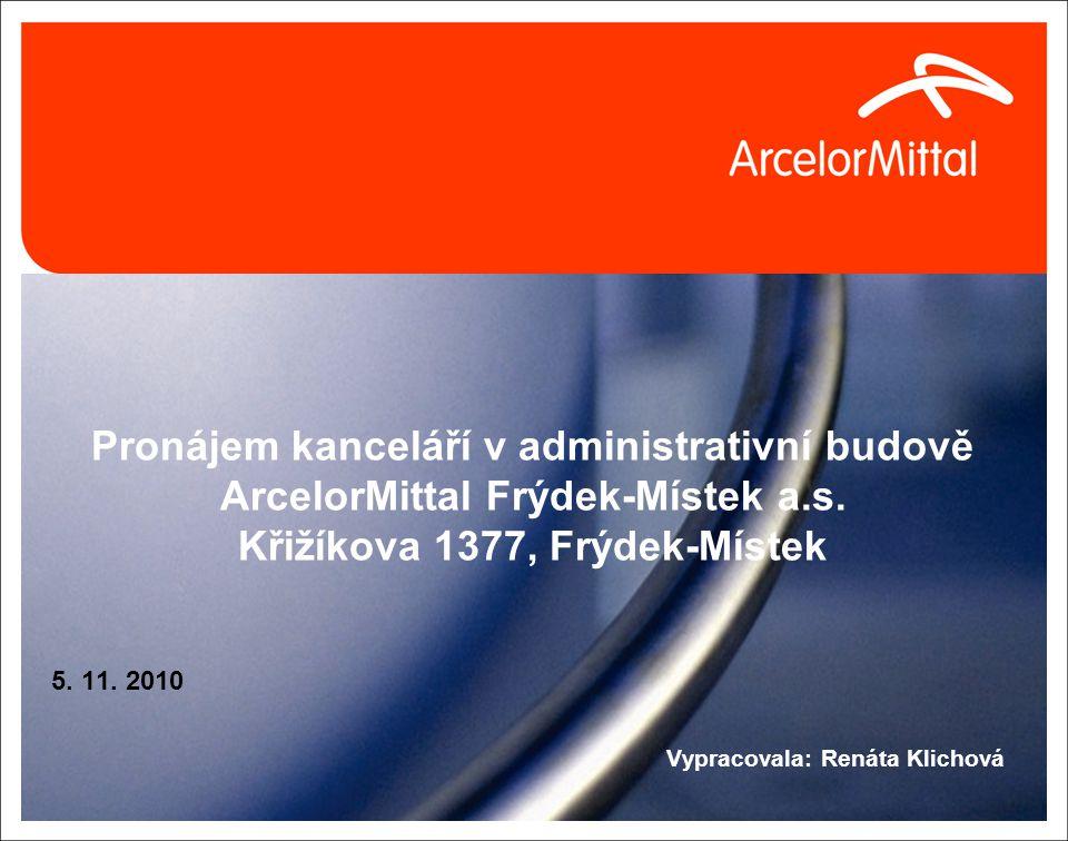 Kanceláře k pronájmu Křižíkova 1377, 738 01 Frýdek-Místek