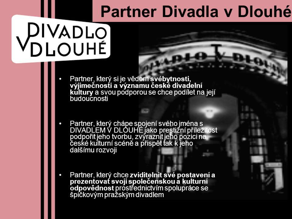 Partner Divadla v Dlouhé