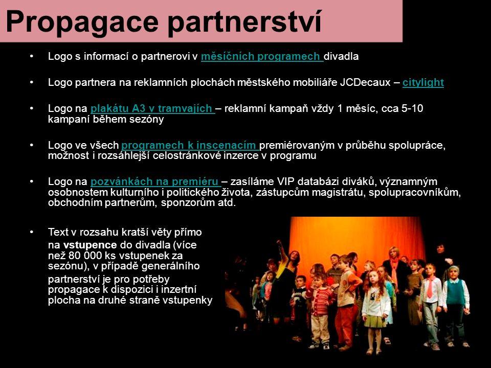 Propagace partnerství