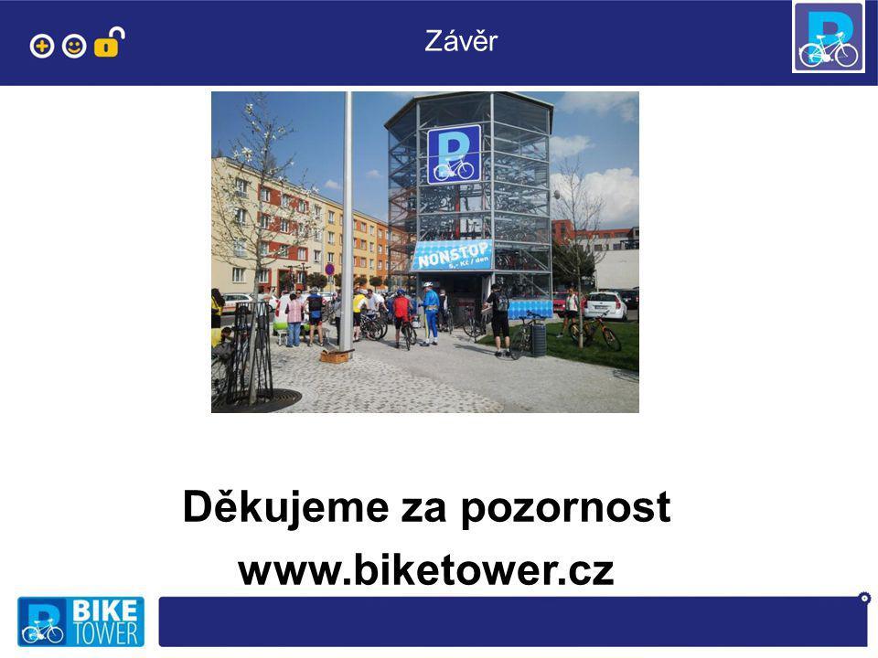 Děkujeme za pozornost www.biketower.cz