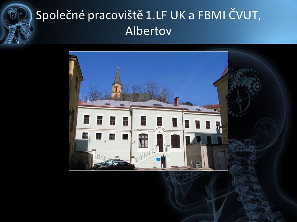 Společné pracoviště 1.LF UK a FBMI ČVUT, Albertov