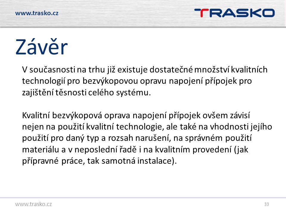 www.trasko.cz Závěr.