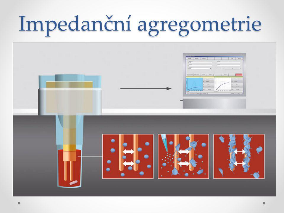 Impedanční agregometrie