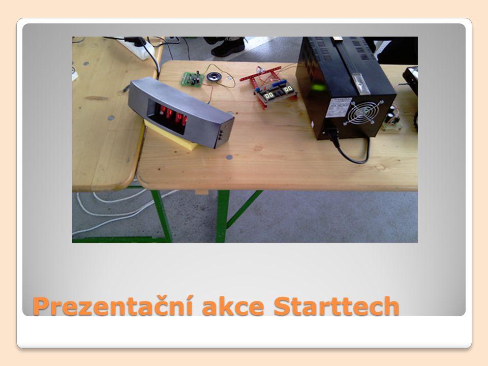 Prezentační akce Starttech