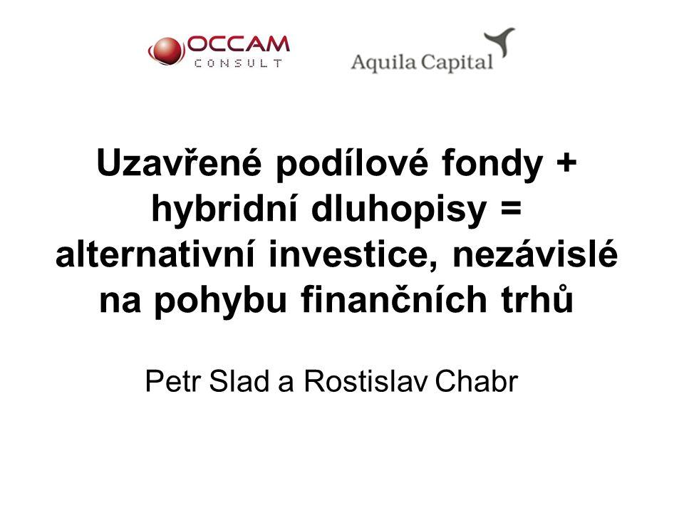 Petr Slad a Rostislav Chabr