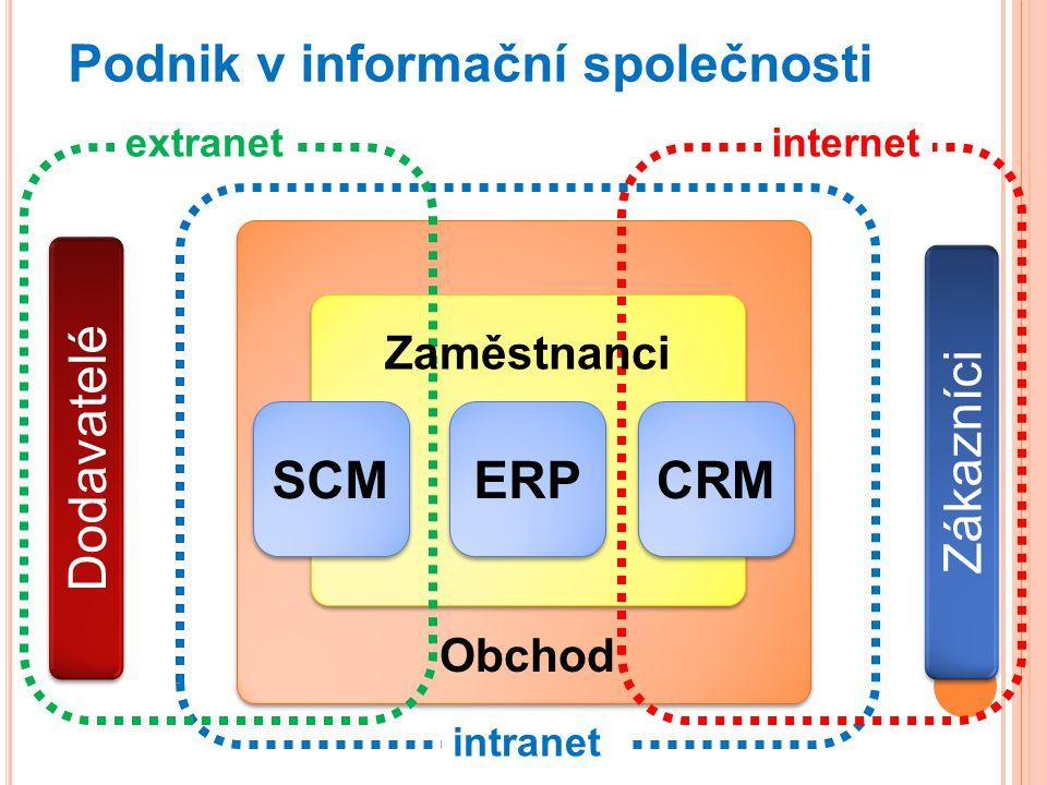 Podnik v informační společnosti