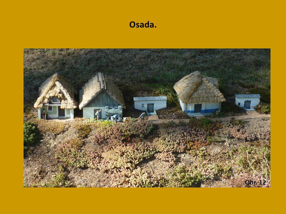 Osada. Obr. 12