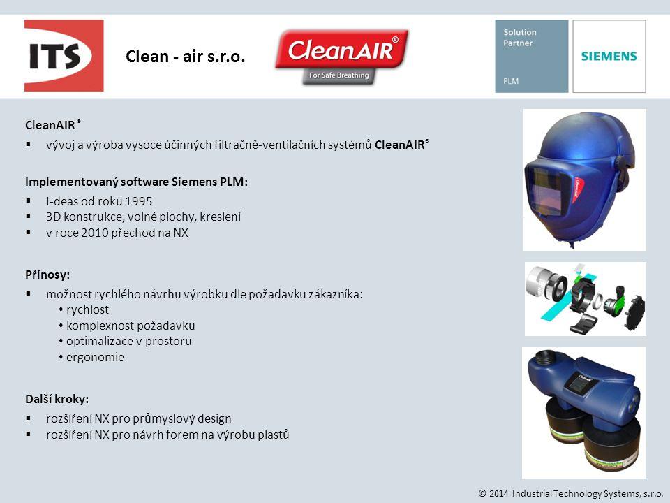 Clean - air s.r.o. CleanAIR ®