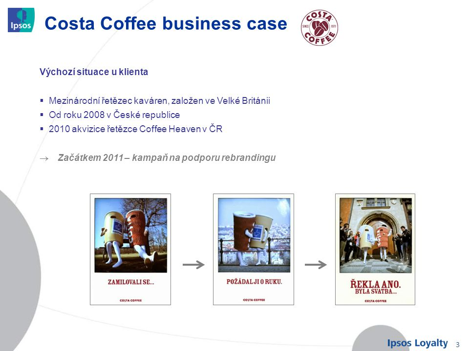 Costa Coffee business case