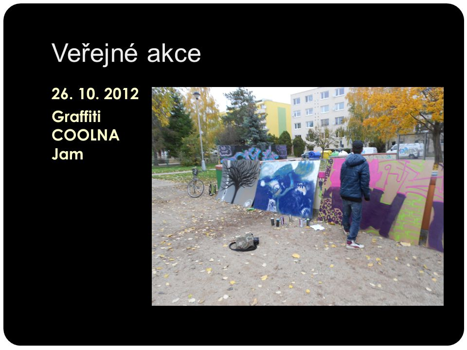 26. 10. 2012 Graffiti COOLNA Jam