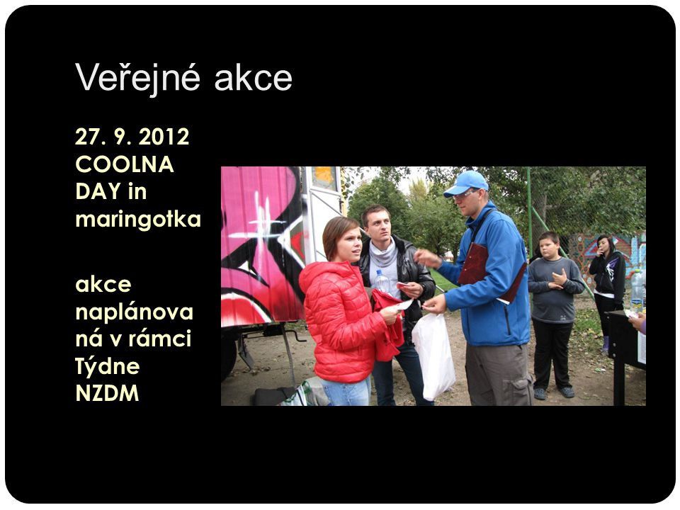 27. 9. 2012 COOLNA DAY in maringotka