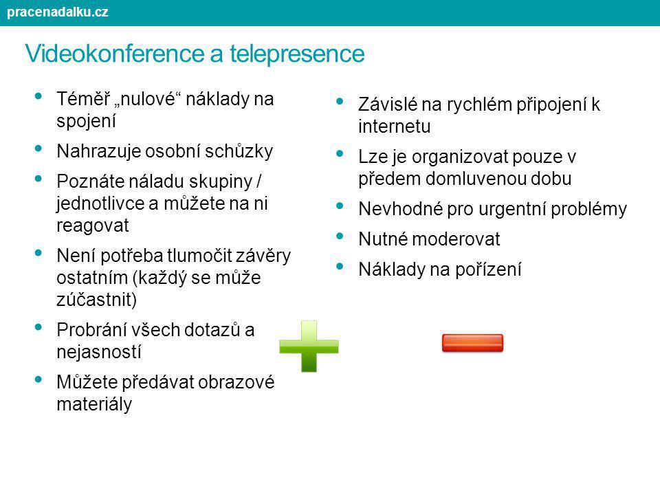 Videokonference a telepresence