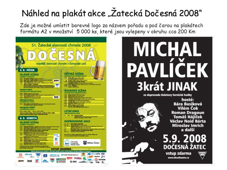 """Náhled na plakát akce """"Žatecká Dočesná 2008"""