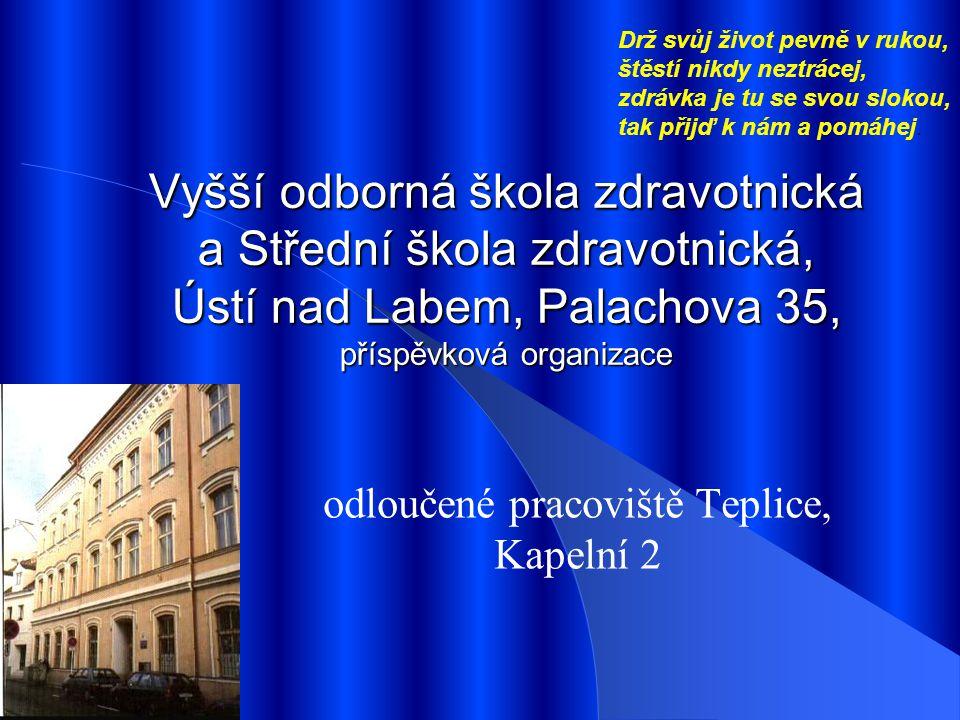 odloučené pracoviště Teplice, Kapelní 2
