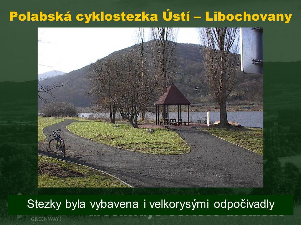 Polabská cyklostezka Ústí – Libochovany
