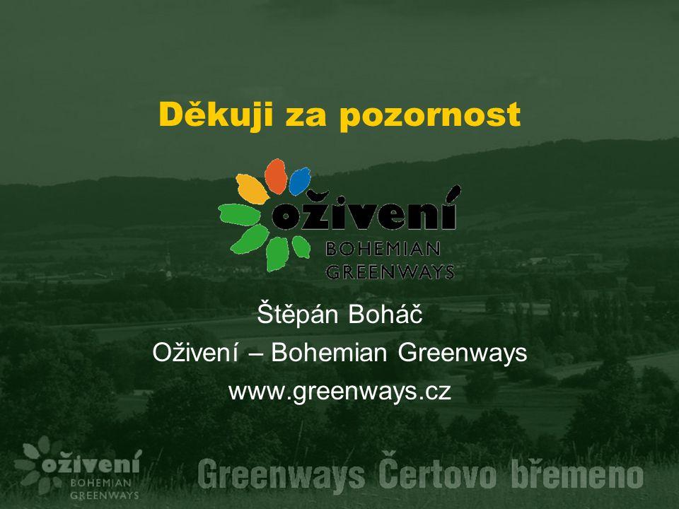 Oživení – Bohemian Greenways
