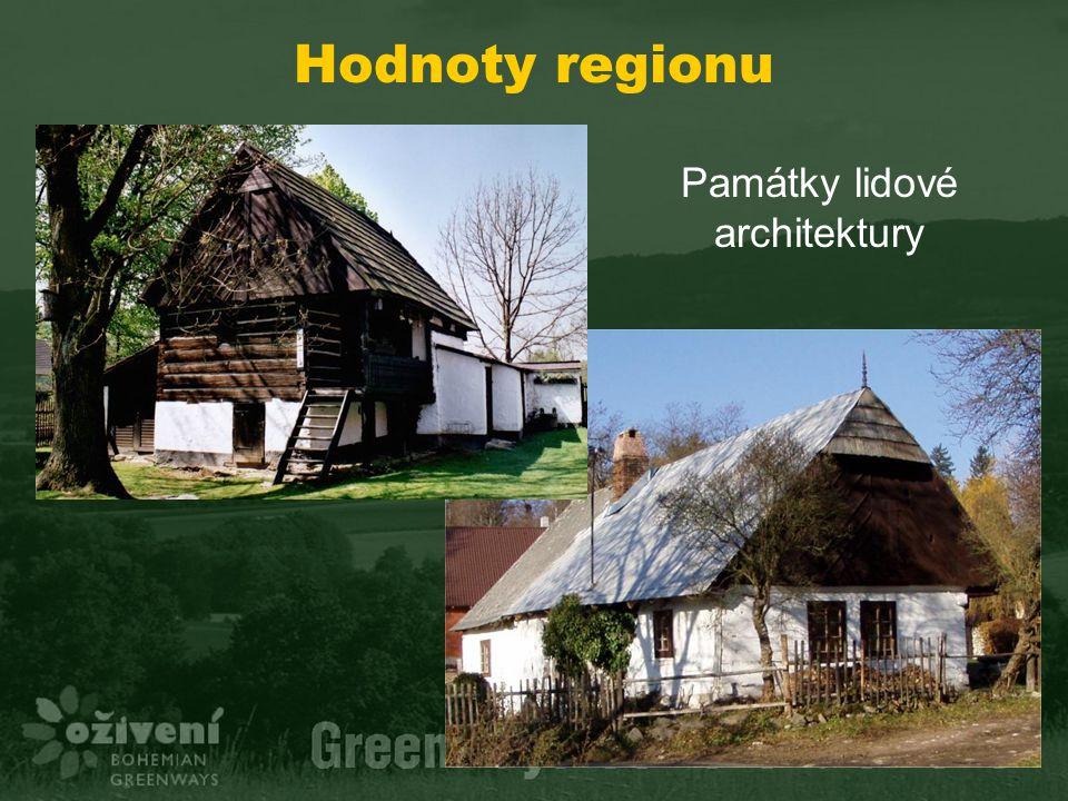 Památky lidové architektury