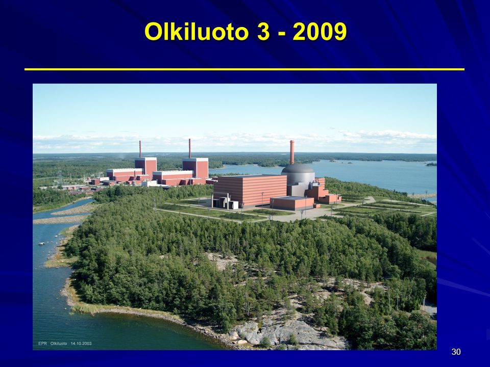 Olkiluoto 3 - 2009