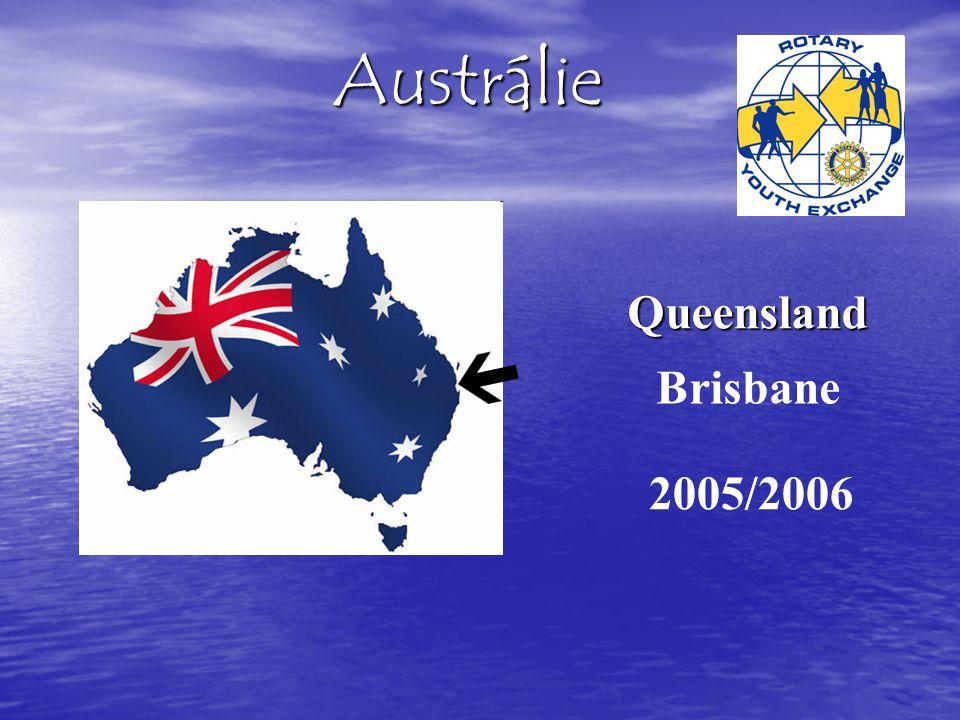 Austrálie Queensland Brisbane 2005/2006