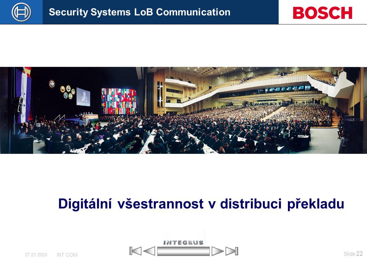 Digitální všestrannost v distribuci překladu