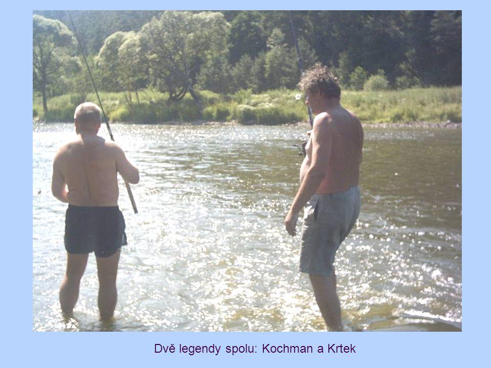 Dvě legendy spolu: Kochman a Krtek