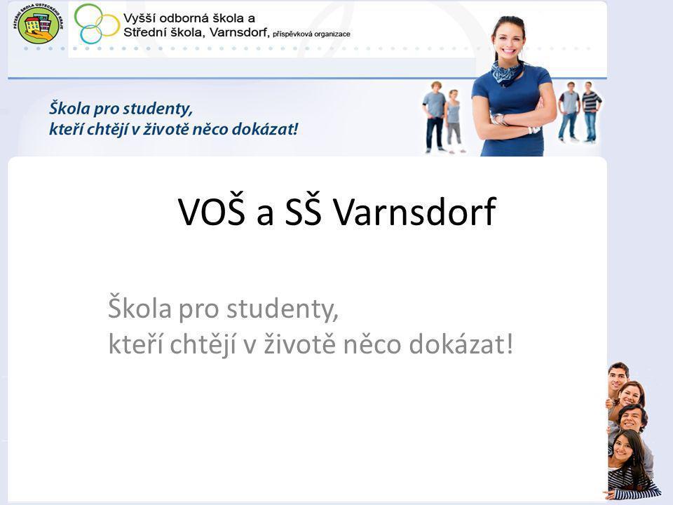 Škola pro studenty, kteří chtějí v životě něco dokázat!