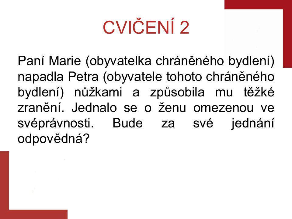 CVIČENÍ 2