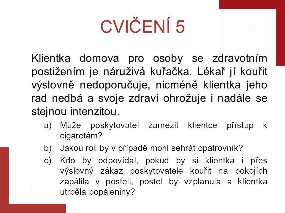 CVIČENÍ 5