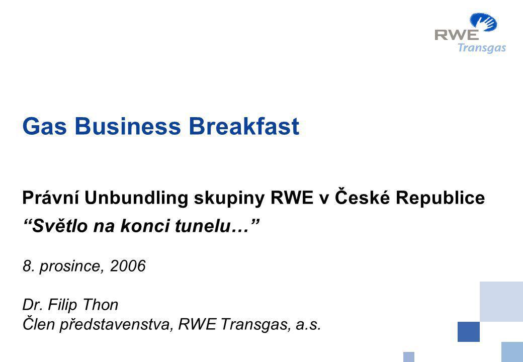 Gas Business Breakfast