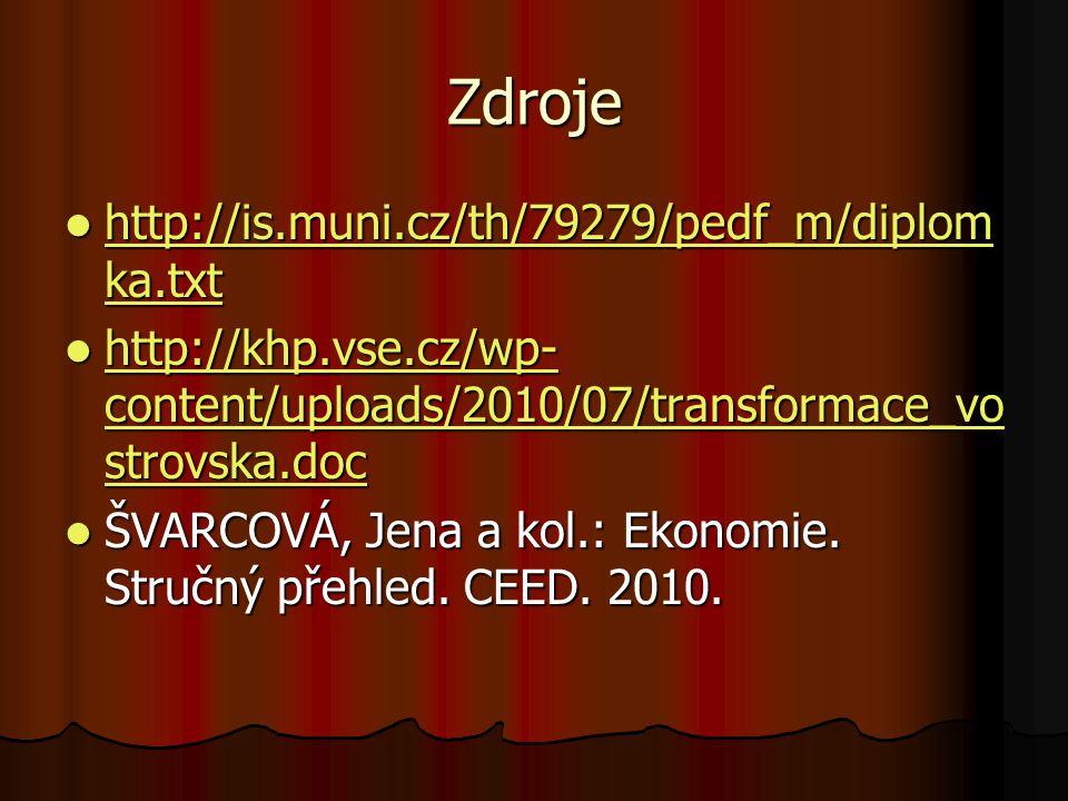 Zdroje http://is.muni.cz/th/79279/pedf_m/diplomka.txt